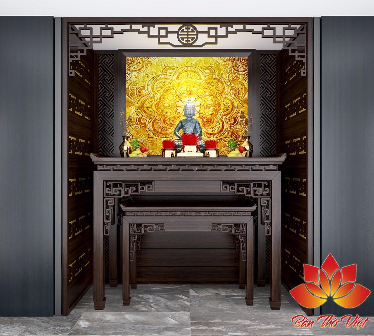 Cần lưu ý khi đặt bàn thờ Quan Âm để mang lộc về nhà