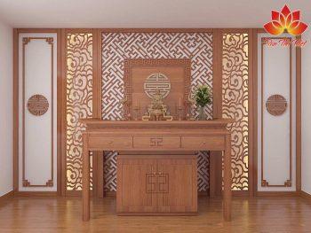Phòng thờ NÊN đặt ở đâu trong nhà để tránh hung, hướng cát?