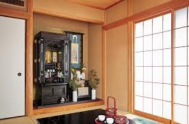 Mẫu thiết kế phòng thờ kiểu Nhật Đẹp - Chuẩn phong thủy