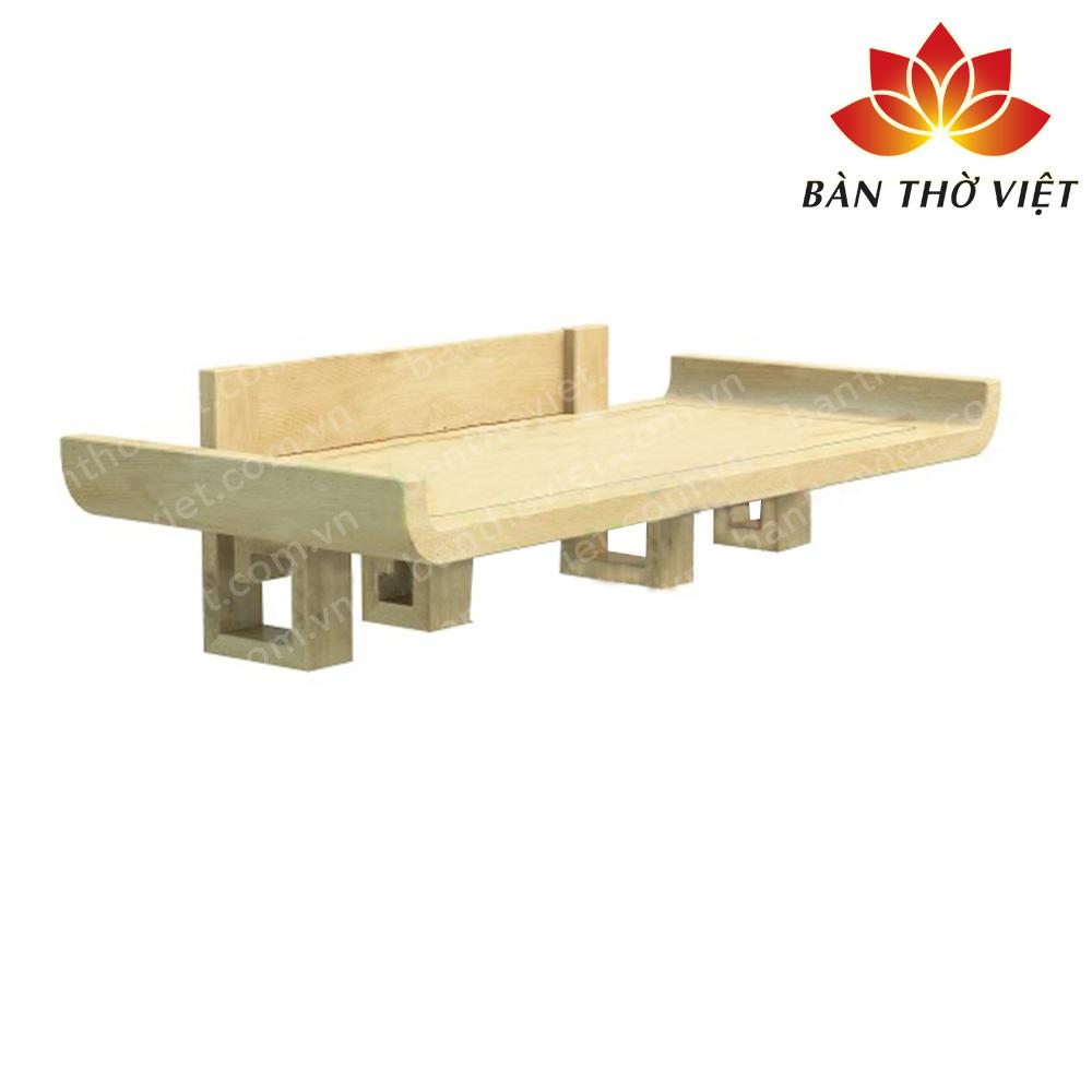 Mẫu bàn thờ treo tường thông minh đẹp và hiện đại