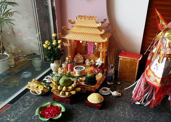 Không dùng bàn thờ Thần Tài nữa thì cần phải làm gì?