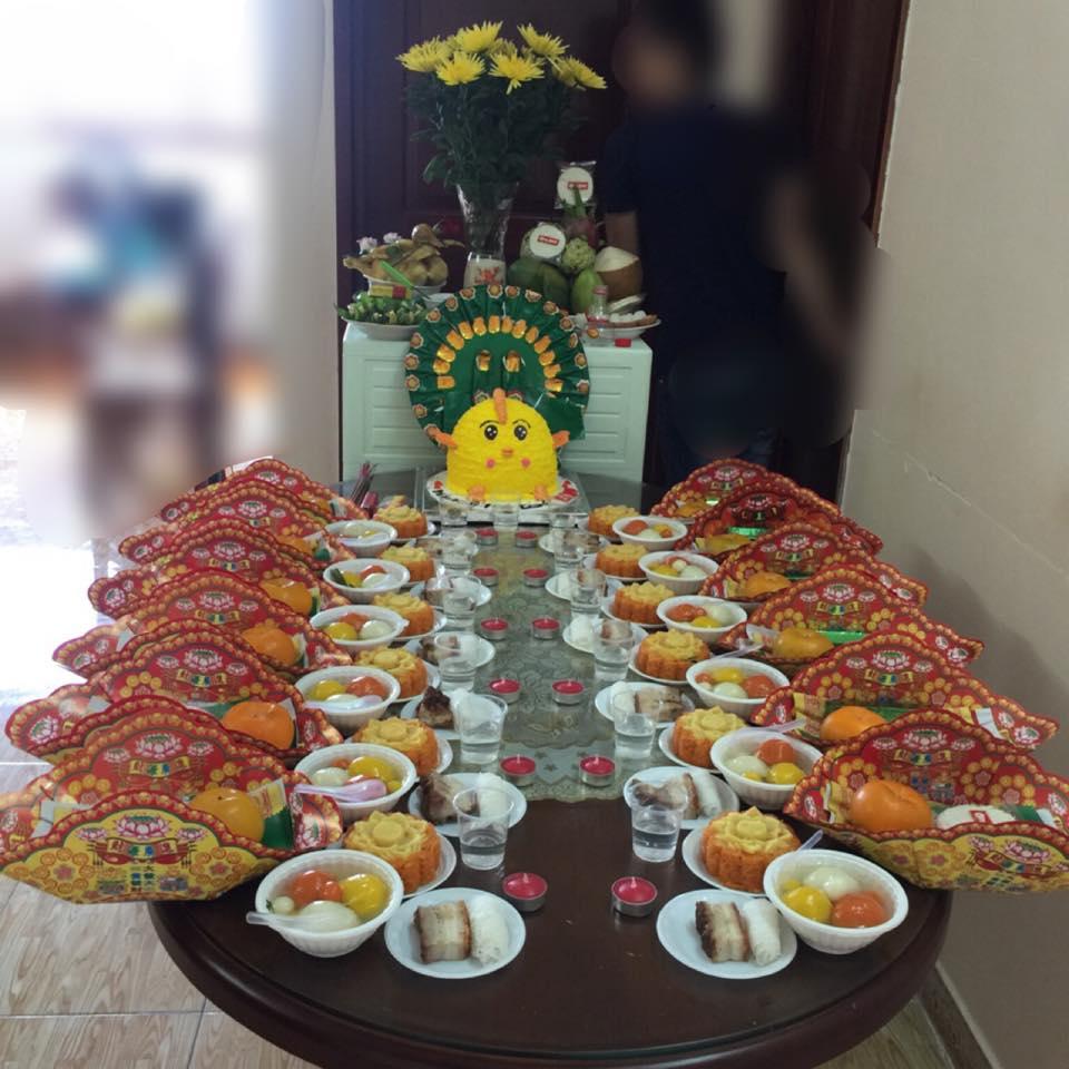 Nét đẹp văn hóa trên bàn thờ Mụ của dân tộc Tày