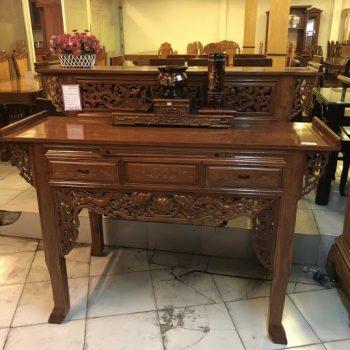 Tổng hợp các mẫu tủ thờ 2 tầng bằng gỗ đẹp bán chạy nhất