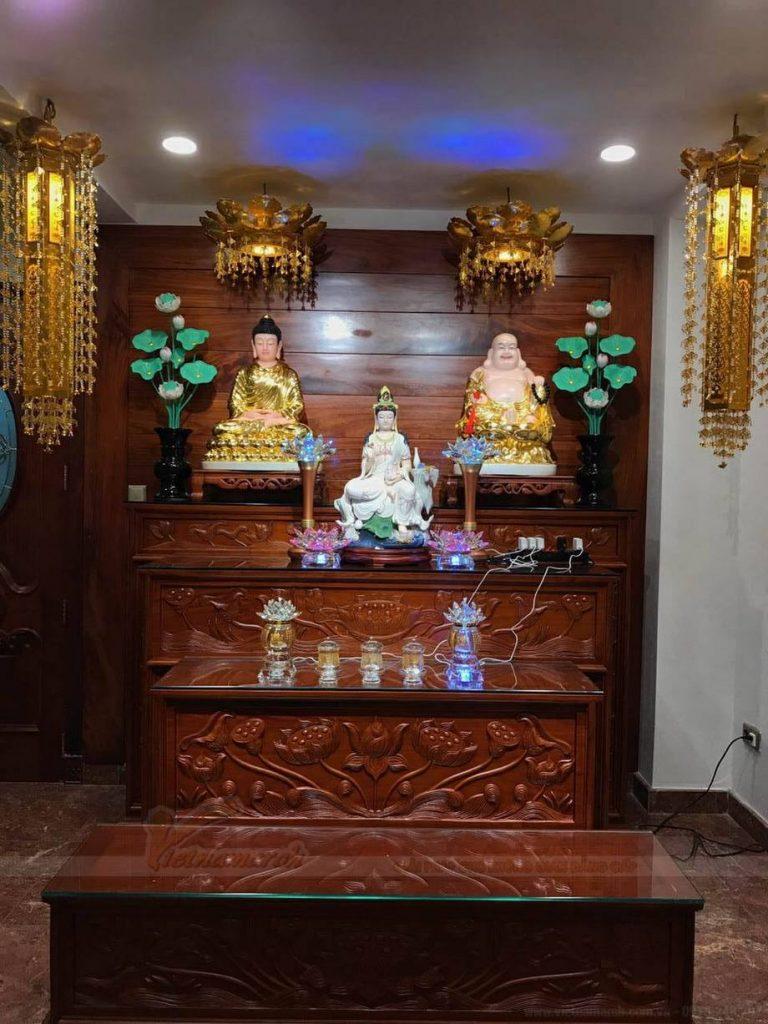 Tủ thờ Phật Nhật Bản có gì đặc biệt so với các loại tủ thờ khác?