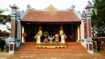 Quy chuẩn thiết kế nhà thờ tổ truyền thống đẹp nhất