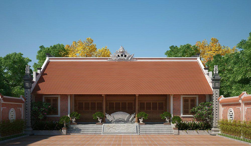 Tổng hợp các mẫu nhà thờ gỗ đẹp lưu giữ vẻ đẹp tâm linh Việt