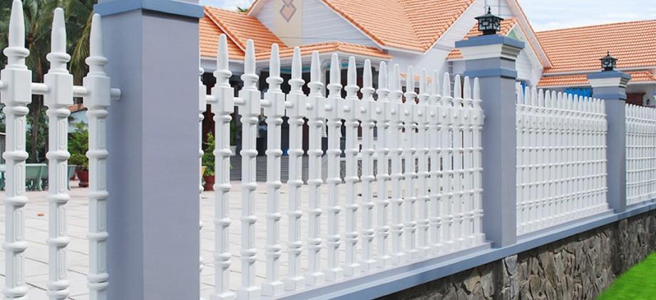 Các mẫu tường rào nhà thờ họ đẹp, cổ kính và sang trọng